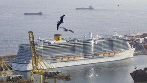 Alguns creuers suspenen rutes mediterrànies pel coronavirus