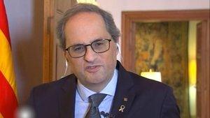 La pujada d'impostos també divideix Torra i Aragonès