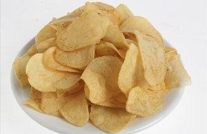 Les xips vegetals no són més sanes que les patates fregides