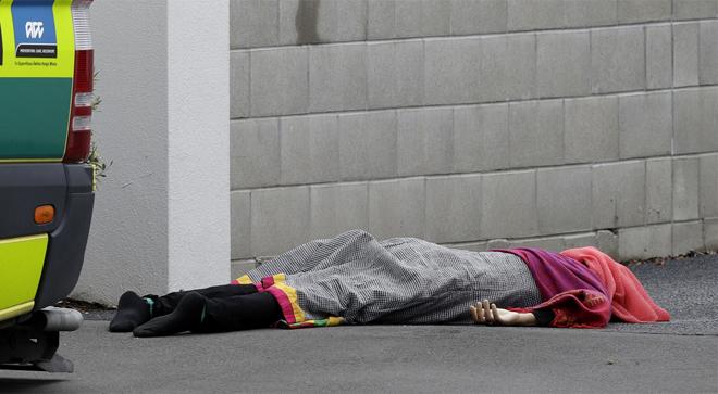 Directe | Almenys 49 morts en l'atac en dues mesquites a Nova Zelanda