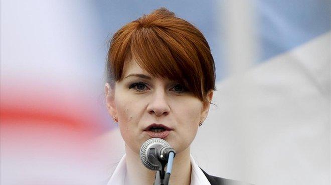 El cas de Maria Butina, l'espia russa que Putin no reconeix