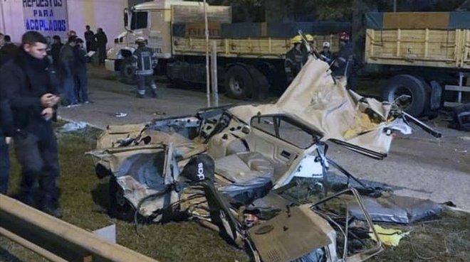 La mort torna a l'Argentina de la mà del gallet fàcil