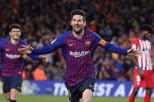 Messi i De Jong, candidats al premi The Best
