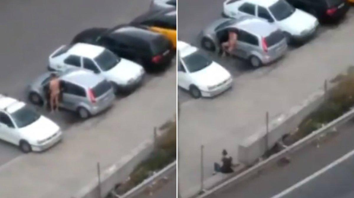 """Albiol denuncia amb un vídeo un home que es """"masturba al mig del carrer a Badalona"""""""