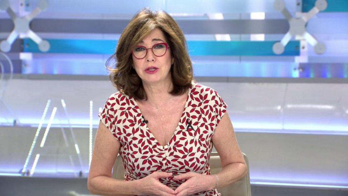"""Ana Rosa, indignada con el Gobierno tras el pacto con Bildu: """"¡Déjense ustedes de tonterías!"""""""