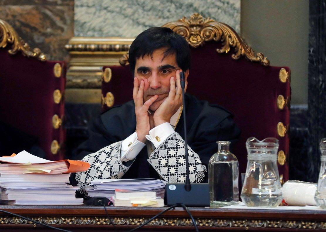 Antonio del Moral, uno de los jueces del Tribunal Supremo del juicio del 'procés'.