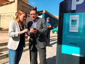 Badalona dispone desde este miércoles 2 de octubre de la aplicación móvil 'AMB Aparcamiento Metropolitano'.