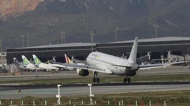 El aeropuerto de Barcelona aumentó el número de pasajeros el 9,1% en enero