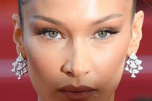 Bella Hadid tiene los rasgos faciales casi perfectos, según una ecuación matemática.