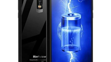 Blackview lanza el P10000 Pro con una batería que dura siete días