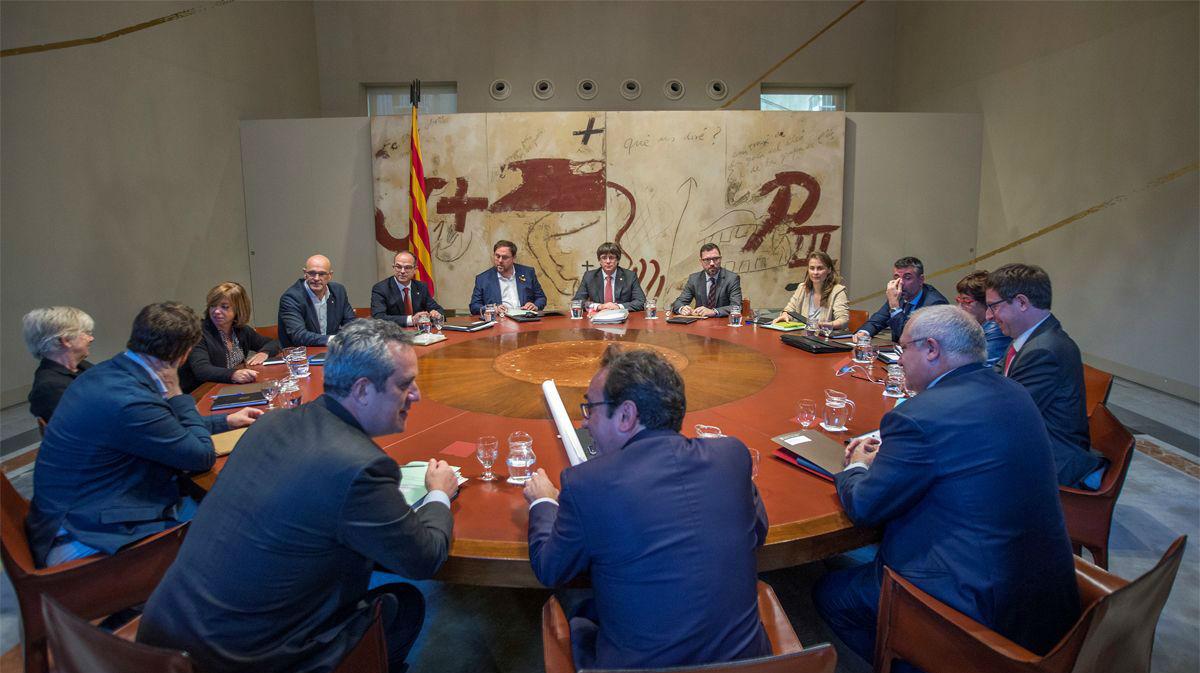 El juez Llarena insta el procesamiento de Puigdemont por rebelión