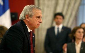 Jaime Mañalich, exministro de Salud de Chile.