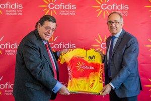 Cofidis continuarà patrocinant la selecció espanyola els pròxims tres anys