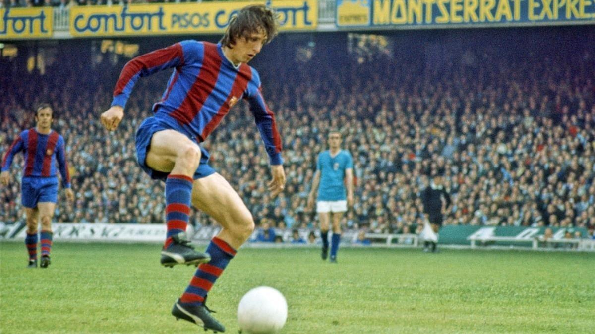 ¿Es Cruyff más importante que Pelé o Maradona?