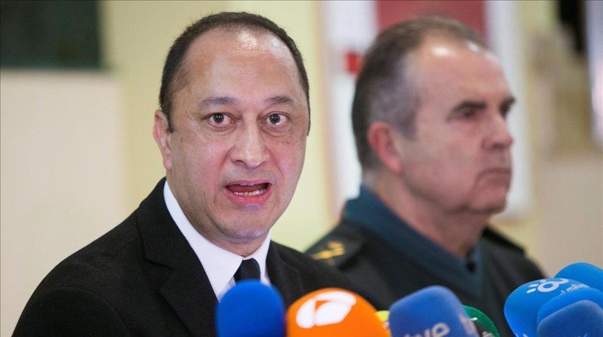El delegado del Gobierno en AndaluciaAlfonso Rodriguez Gomez de Celis.