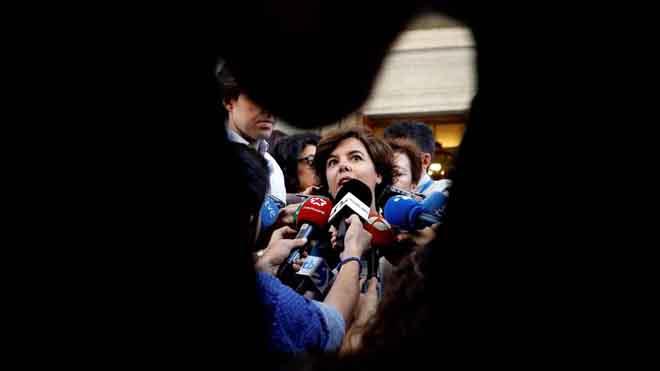 Santamaría reclama a Casado un pes del 43% a la cúpula del PP