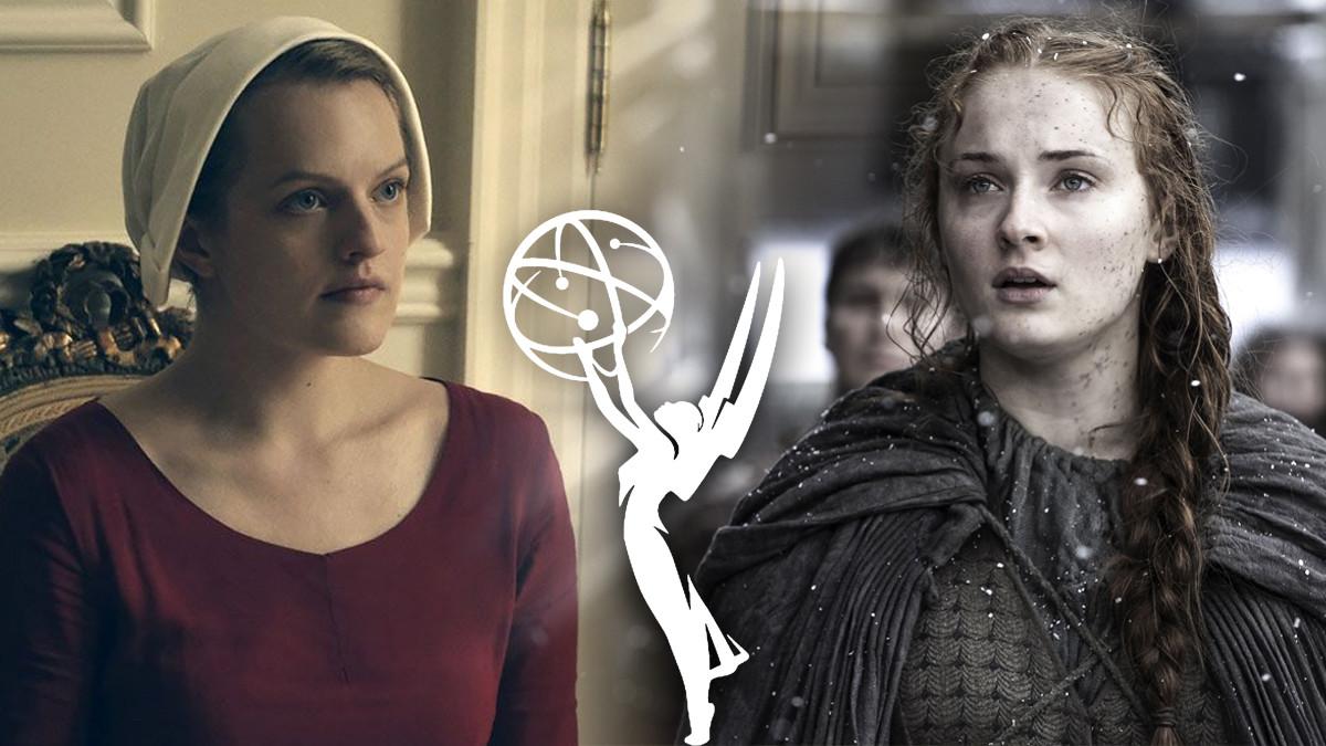 El cuento de la criada y Juego de tronos, nominadas en los Emmy 2018.
