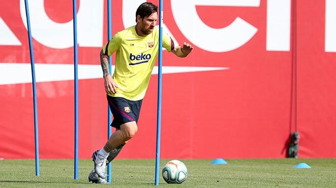 El Barça reprèn els entrenaments a Sant Joan Despí
