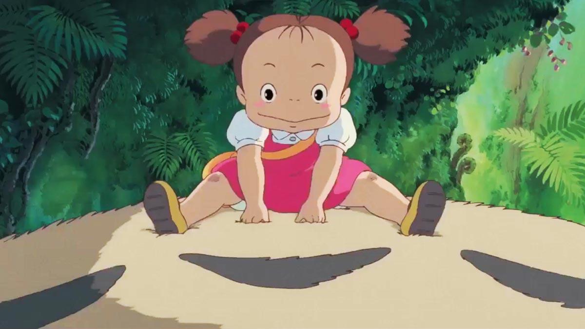 Tráiler de Mi vecino Totoro (1988)