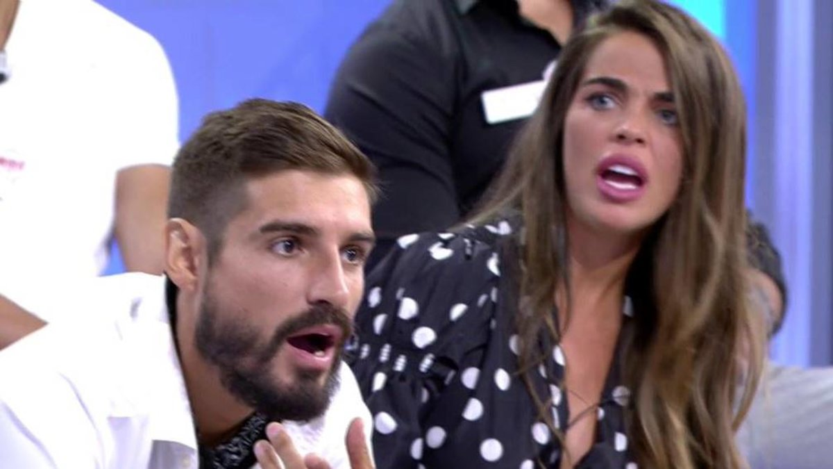 """Julen suelta la bomba delante de Fabio a su regreso de 'Supervivientes': """"Violeta me metió mano"""""""