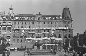 Stalin torna a Barcelona