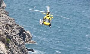 Muere un médico español al estrellarse un helicóptero en el norte de Portugal