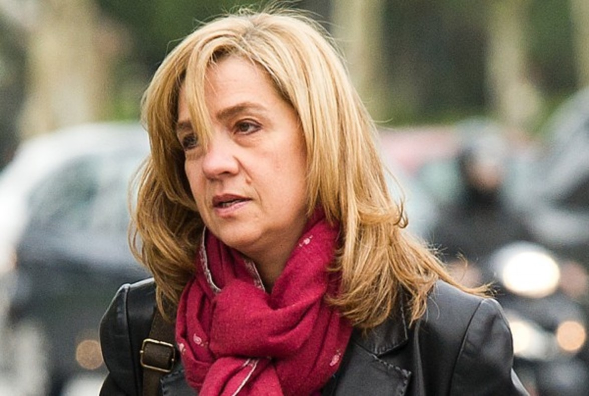 La infanta Cristina reclama 900.000 euros a l'Audiència de Palma pel 'cas Nóos'