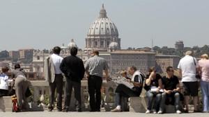 Panorama de Roma.
