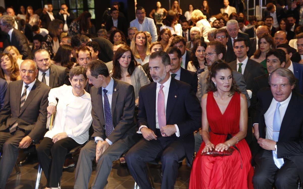Felipe VI no tendrá que ir a la reunión de junio de la Fundació Princesa de Girona