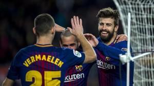 Piqué-Vermaelen, l'estranya parella del Barça