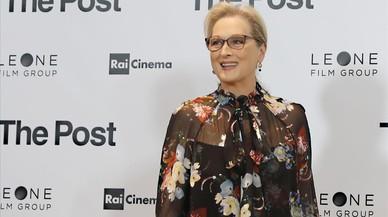 """Meryl Streep: """"Les dones ja podem denunciar sense por els abusos de poder"""""""