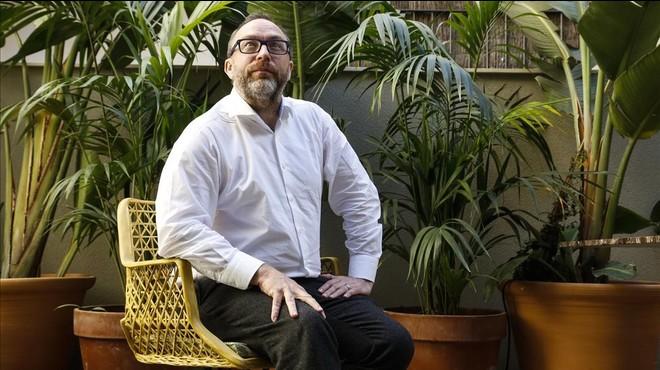 "Jimmy Wales: ""La Wikipedia aspira a ser una herramienta educativa para el Tercer Mundo"""