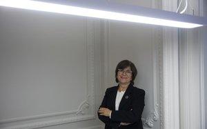 """Joana Amat: """"Si el feminismo está de moda, bienvenida sea"""""""