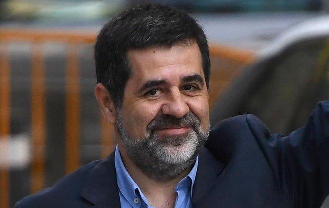 El líder de JxCat, Jordi Sànchez, en una imagen de archivo.