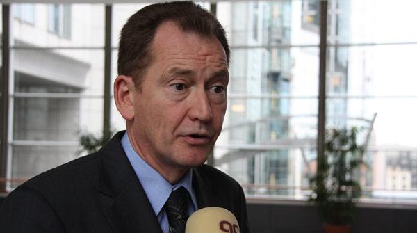 El líder de los liberales europeos, Graham Watson, defiende una eventual Catalunya independiente.
