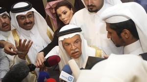 El petroli torna a caure pese al pacte de productors