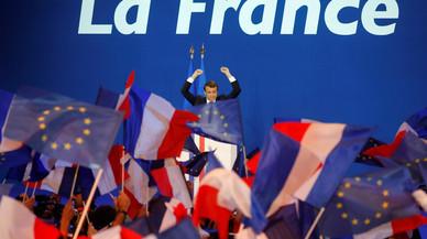 Eleccions a França: Nacionalisme contra europeisme