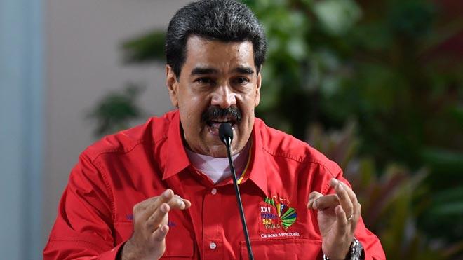 Maduro dice que es popular en España y que ganaría las elecciones a Pedro Sánchez.
