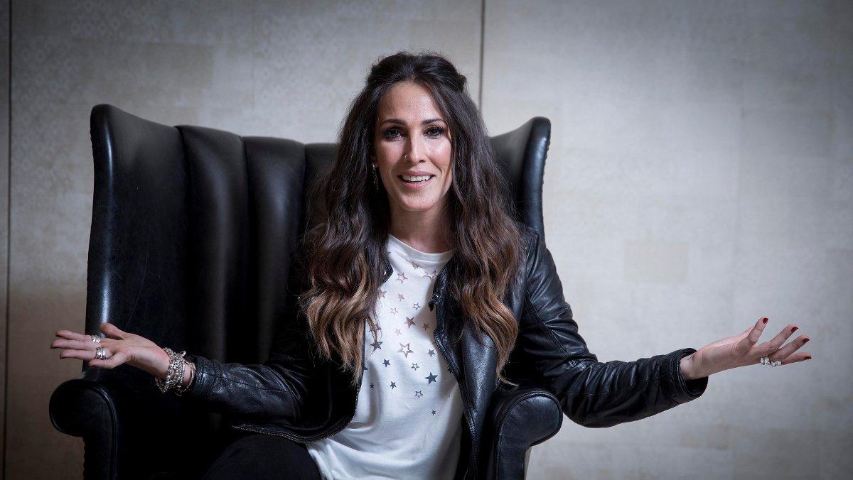 La cantante madrileña Malú, la 'celebrity' española más 'peligrosa' en internet.