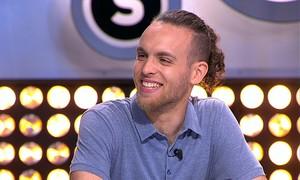 El concursante Marcel Arias, en una imagen de El gran dictat de TV-3.