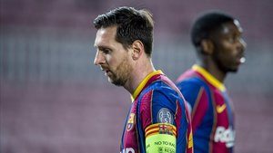 Koeman: «Messi és encara molt decisiu»