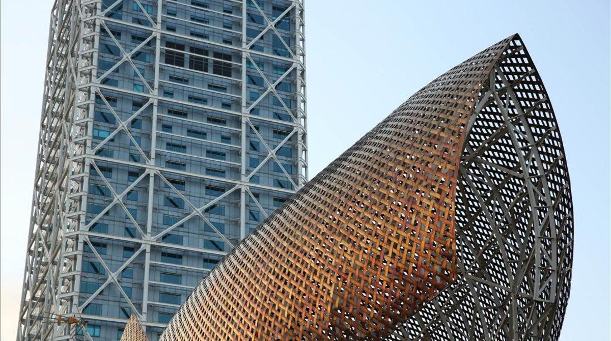El Hotel Arts de Barcelona.