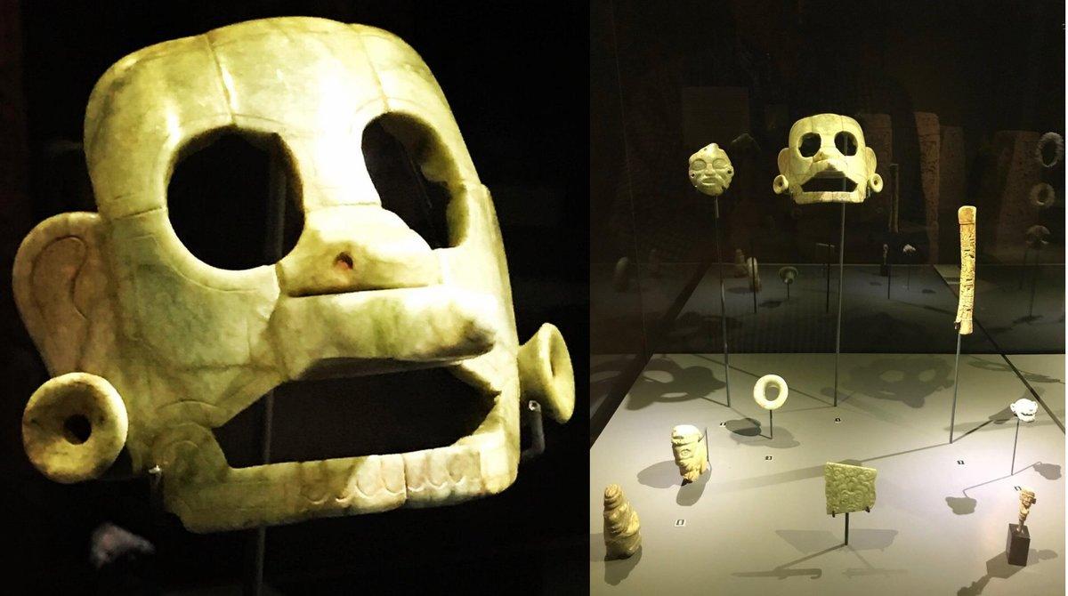 La máscara volverá próximamente a Guatemala.