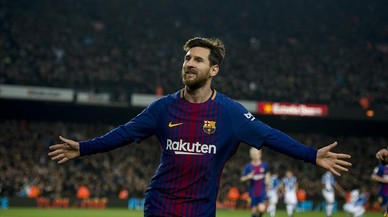 Valverde ensalza a Messi