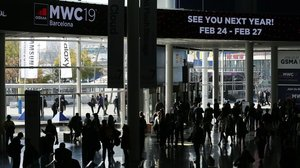 Mobile World Congress MWC se despide con See you next year!.