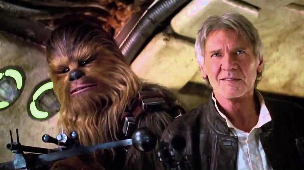 Harrison Ford subhastarà la caçadora de cuir que va lluir a 'Star Wars: The Force Awakens'