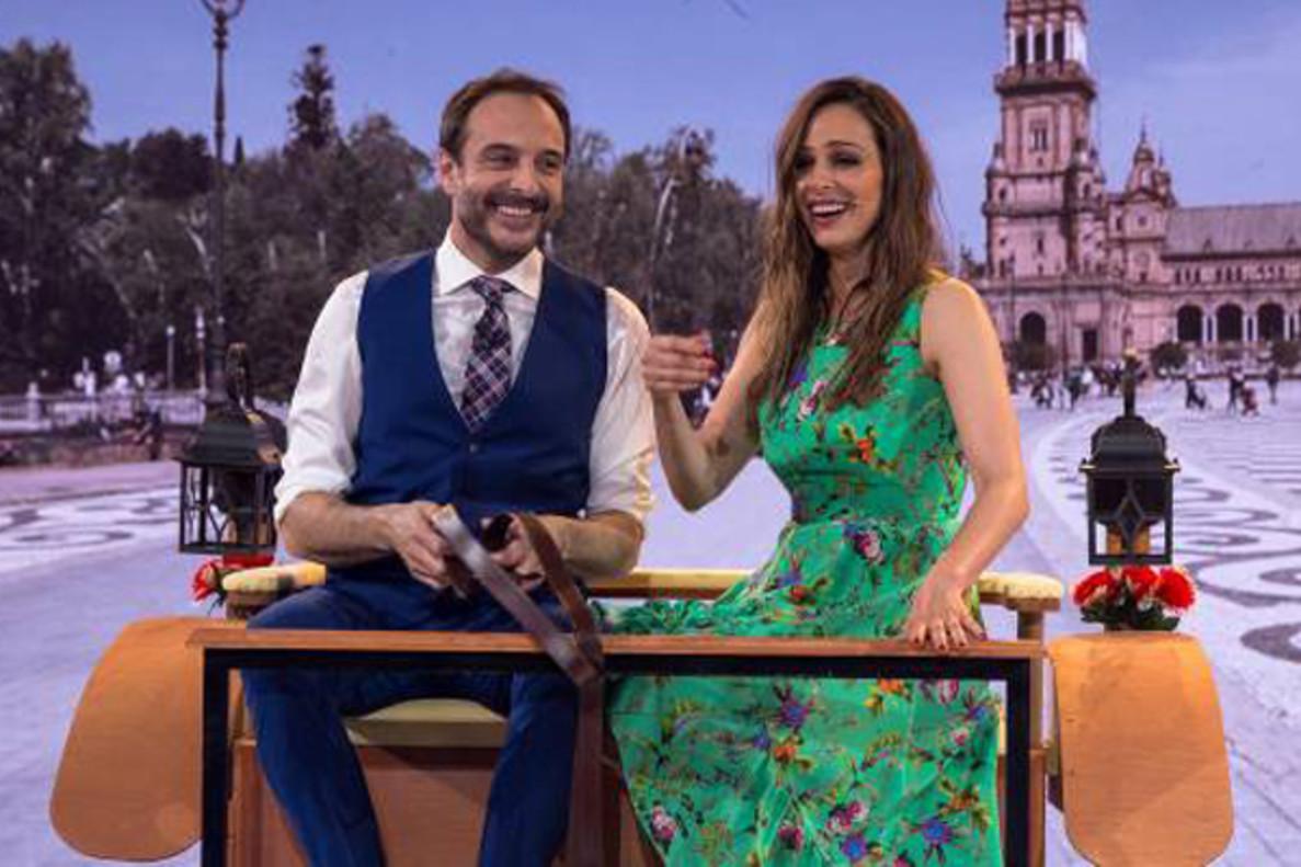 Eva González concede su primera entrevista tras su reciente maternidad a 'La noche de Rober'