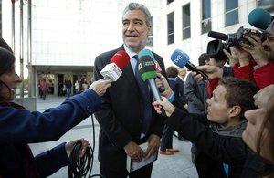 El nuevo jefe de Gabinete de la Comunidad de Madrid, Miguel Ángel Rodríguez.