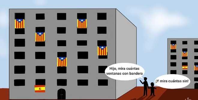 El humor gráfico de Juan Carlos Ortega del 22 de Octubre del 2018