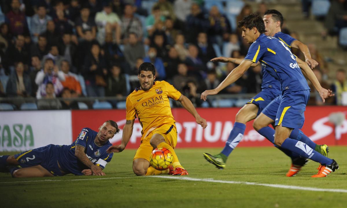 Así están las apuestas del Getafe-Barcelona